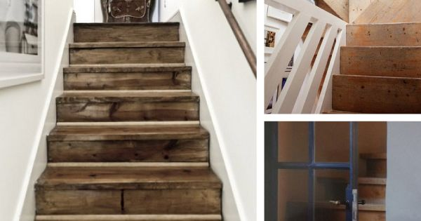 Houten trap in oude glorie herstellen interieur design by nicole fleur hal pinterest - Idee voor trappen ...