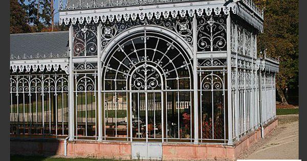 Serres orangeries et marquises silice cambium for Jardin d hiver wine
