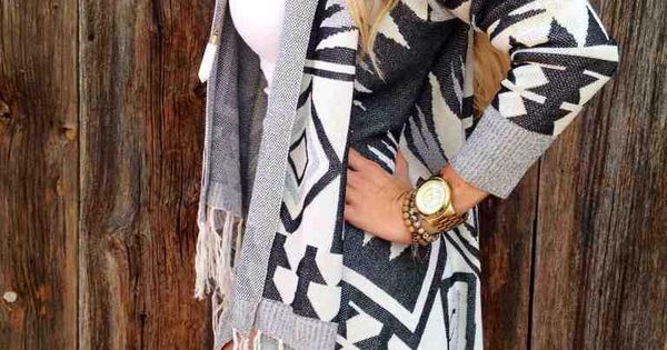 love these sweaters with shorts for summer nights! or for the cooler