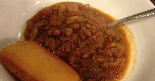 bison chili.....bison is now my favorite meat. | A WHOLE New Way To ...