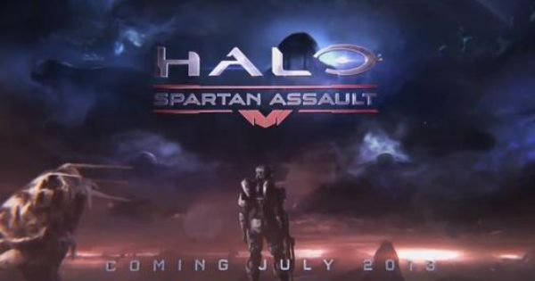 Halo Spartan Assault Announcement Trailer Video Dailymotion