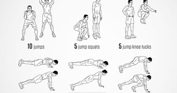 tarzan workout