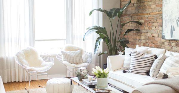 Una casa de estilo n rdico con ambientes muy relajados y for Diferencia entre halla y living room