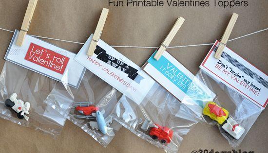 Car Valentines Ideas