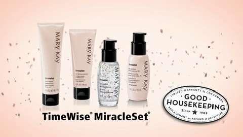Timewise Miracle Set Good Housekeeping Seal Of Approval Timewise Miracle Set Timewise Mary Kay
