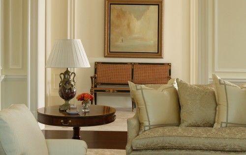 Traditional living room design by atlanta interior - Interior design colleges in atlanta ga ...