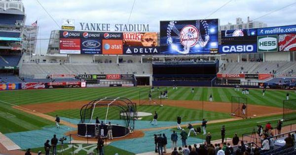 Take Me Out To The Ball Game Yankee Stadium New York City Stadium