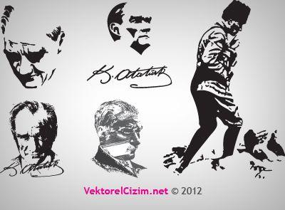Ataturk Kocatepe Vektorel 1 Art Design Art Vector Design