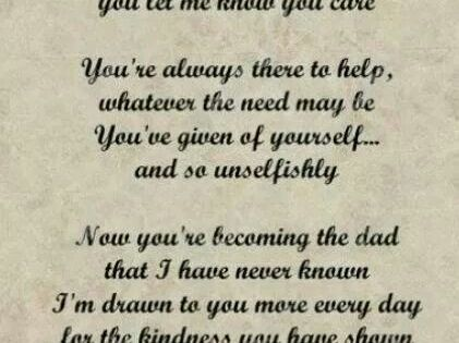 Dads, Father And