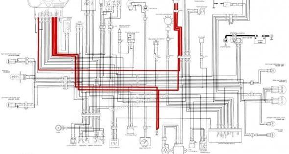 Honda Cbr 600 F2 Wiring Diagram In 2020 Cbr 600 Cbr Honda Cbr