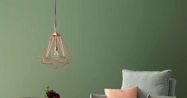 Designfarbe Ausgeglichenes Piniengrun Nr 28 Schoner Wohnen Wandfarbe Schoner Wohnen Farbe Schoner Wohnen