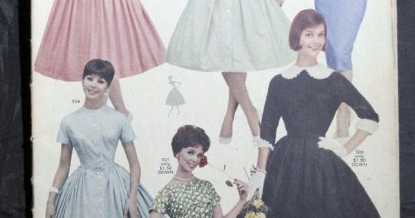 Lana lobell lana lobell revista americana de moda y - Musica anos 50 americana ...