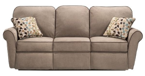 Jenna Collection - Taupe Reclining Sofa SLUMBERLAND Lazy Boy | Sofas | Pinterest | Reclining sofa Taupe and Living rooms  sc 1 st  Pinterest : lane dual reclining sofa - islam-shia.org