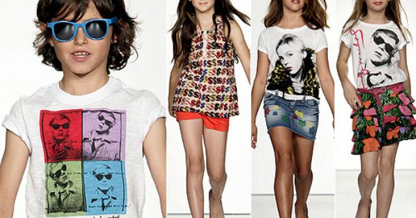 Colombia moda ninos andy warhol for kids lo ltimo en - Pepe jeans colombia ...