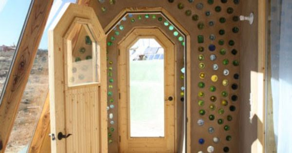 Albuquerque Earthship Pimp My Crib Pinterest Entry