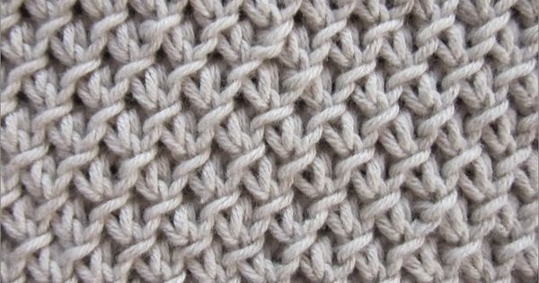 Knitting Undo Purl Stitch : Purl-Twist Fabric stitch pattern Knitting Stitch Patterns Pinterest Kni...