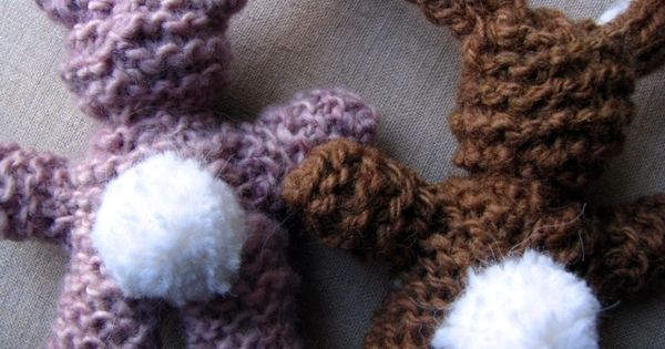 Knitting Patterns For Forest Animals : konijn Things to Knit/Patterns Pinterest Feelings, Knit patterns and Bunny