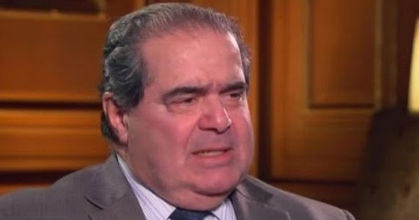 Justice Antonin Scalia I Can T Be A Consensus Builder Justice I Cant Canning