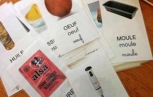 flashcards dictionnaire du vocabulaire de la cuisine cuisine et carte m moire. Black Bedroom Furniture Sets. Home Design Ideas