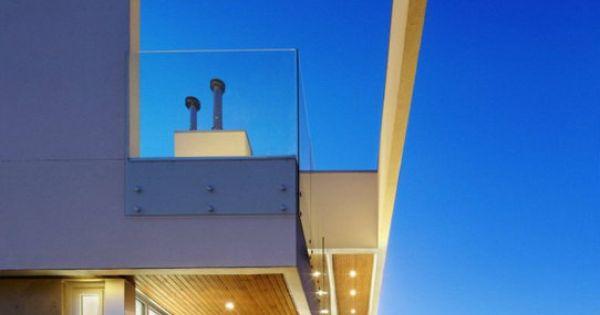 Residence Elenko - villa with simple geometric lines and minimalist ...