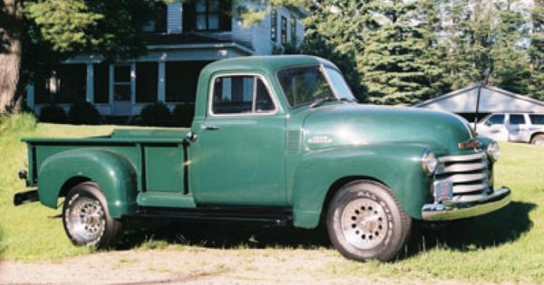 1953 Chevy Truck 1 Jpg 640 480 Truck Interior Chevy Trucks Chevrolet Trucks