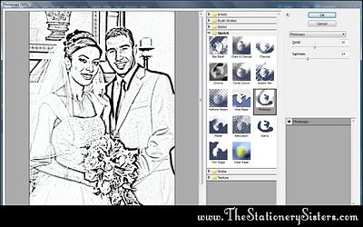 Wow I Ve Seen Coloring Pages From Photos Before But Usually They Look Pretty Crappy These Work Easy Photoshop Coloring Books Easy Photoshop Tutorials