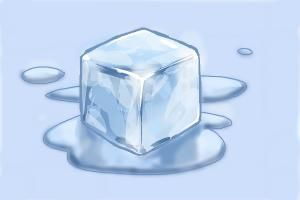 How To Draw Ice Ice Cube Drawing Ice Drawing Drawing Tutorials For Beginners