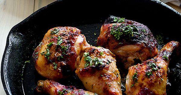Buttermilk Roast Chicken recipe
