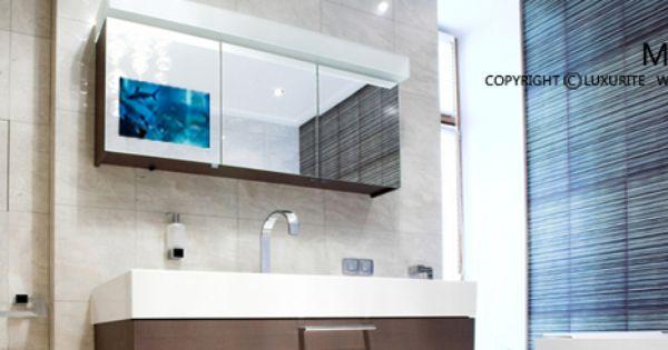 Cabinet Tv Kitchen Tv Waterproof Tv Bathroom Tv Glass Tv Mirror Tv Outdoor Tv Wall Tv The Kitchen Cabinet Waterproof T With Images Tv In Bathroom Tv In Kitchen Mirror Tv