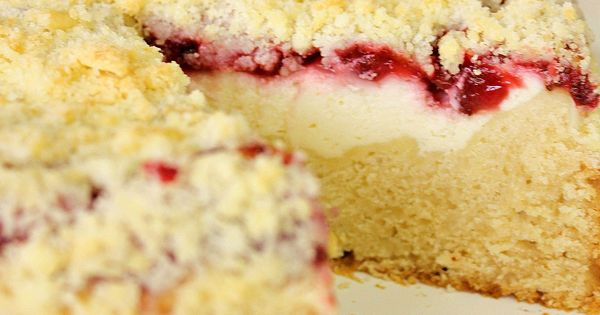 Food Wanderings in Asia: Strawberry Cream Cheese Coffee Cake - I'm not
