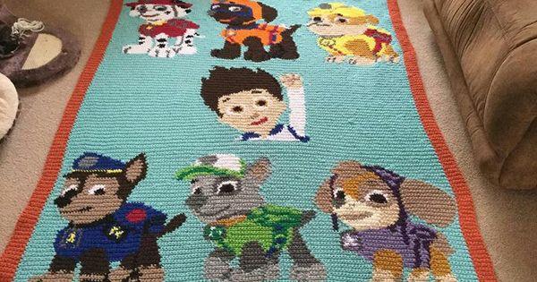 Knitting Pattern Paw Patrol : Paw Patrol Knitting Pinterest Paw patrol and Eye candy