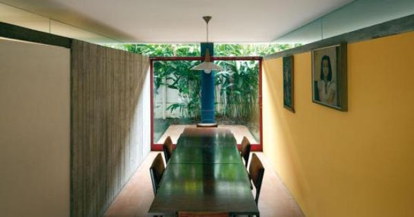 two houses by joão vilanova artigas : brazil : architecture, Innenarchitektur ideen