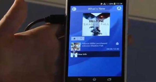 California Aplikasi Playstation Resmi Hadir Untuk Platform Android Dan Ios Seperti Apa Aplikasi Playstation Pertama Kali Aplikasi Playstation