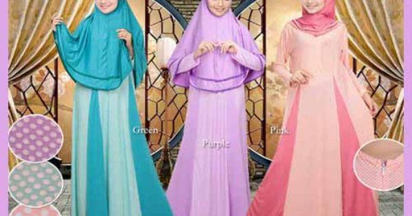 Jual Baju Muslim Anak