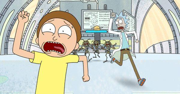 Http Einthedog Tumblr Com Post 69210435792 Rick And Morty Rick And Morty Morty Rick I Morty
