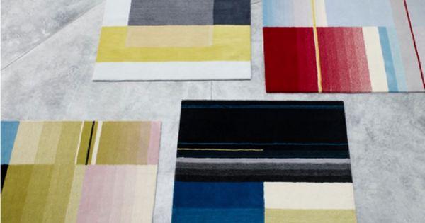 Colour Carpets By Hay Denmark Rugs On Carpet Rug Design Carpet Design