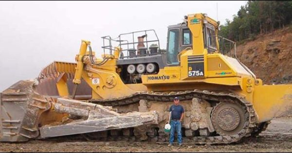 Biggest Machines In The World With Images Heavy Equipment