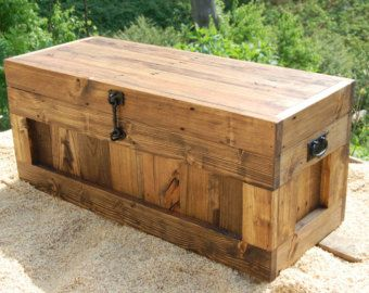 Large Provincial Hope Chest Coffee Table End Of The Bed Bench Trunk Hope Chest Chest Coffee Table Bed Bench