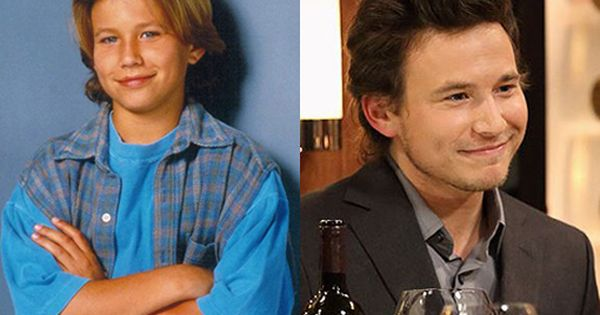 Omg It S Jtt Then Now Jonathan Taylor Thomas Stars Then And Now Famous Kids