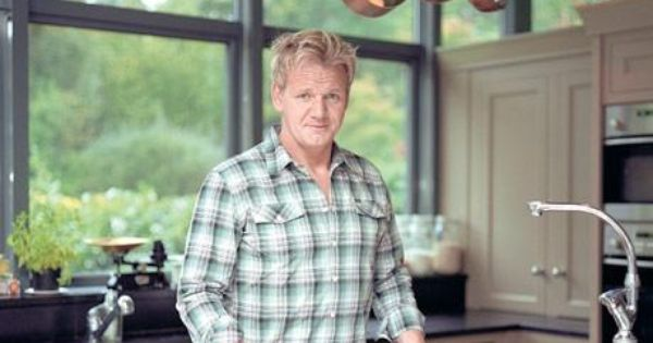 Gordon Ramsay Interview Chef