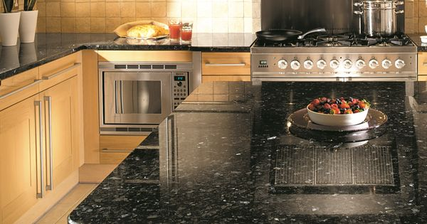 Granite Kitchen Worktop By Landford Stone Material Is