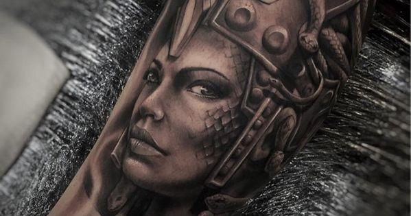 Medusa Mens Leg Tattoo Pinterest Mens Leg Tattoo Leg Tattoos And Tattoo