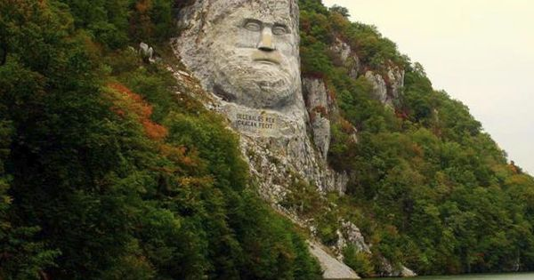 Decebal Statue - Romania
