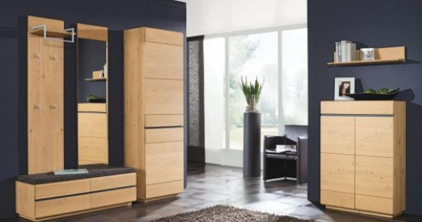 garderobe vorzimmer garderoben linea natura eiche wohnung pinterest garderoben. Black Bedroom Furniture Sets. Home Design Ideas