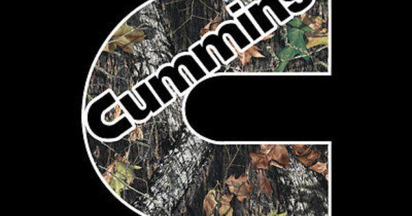 Dodge Cummins Decal Turbo Diesel Ram Truck Window Vinyl Sticker