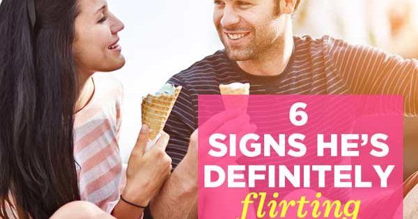 flirting signs on facebook free