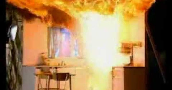 Kitchen Oil Fire Youtube Wealth Building Fire Real Estate