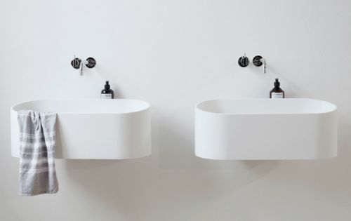 wall hung sink Bath Pinterest Double sinks, Sinks and Nice