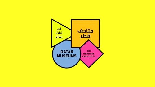 Brand New New Logo For Qatar Museums By Wolff Olins Identity Logo Logo Design Olin