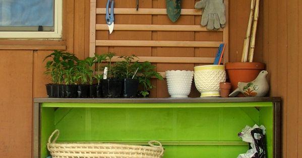 Reusing Crib Rails   ecogreenlove   Landscaping ...